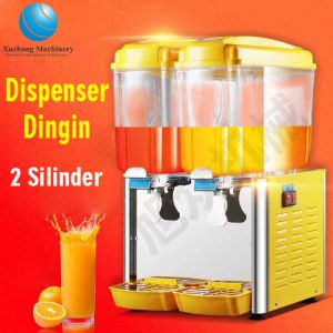 XZ-LY18-21 Dispenser Dingin Dua Silinder